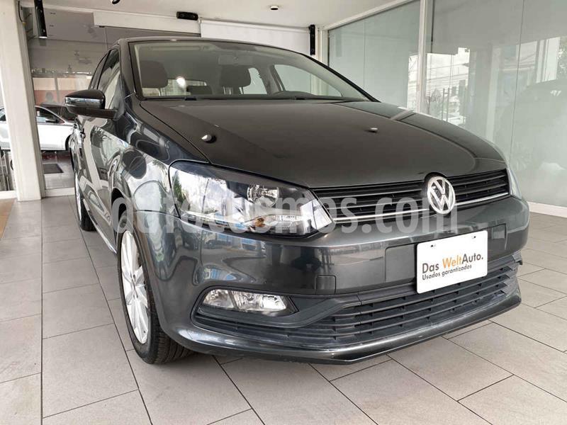 Volkswagen Polo Design & Sound usado (2020) color Gris precio $215,000