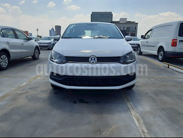 Volkswagen Polo 1.6L Base 5P usado (2019) color Blanco precio $189,000