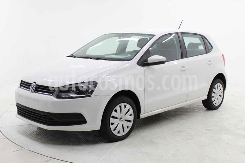 Volkswagen Polo Startline Tiptronic usado (2018) color Blanco precio $170,000