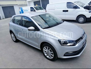 Volkswagen Polo Disign & Sound Tiptronic usado (2019) color Plata precio $219,000