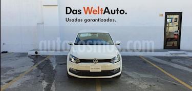 Volkswagen Polo 1.6L Base 4P usado (2020) color Blanco precio $225,000