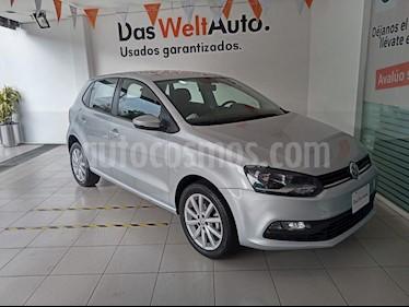 Volkswagen Polo 1.6L Comfortline 5P usado (2019) color Plata precio $229,000