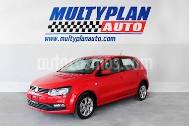 Volkswagen Polo 1.6L usado (2015) color Rojo precio $158,000