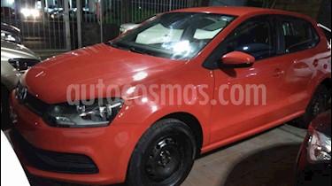 Volkswagen Polo 1.6L Base 5P usado (2019) color Rojo precio $177,900