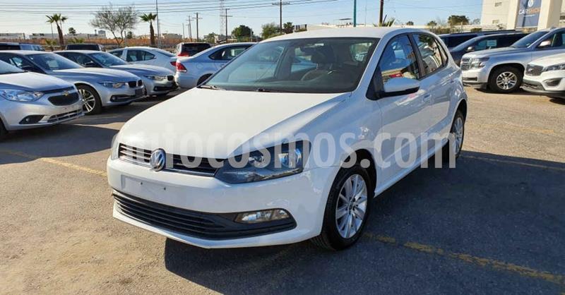Volkswagen Polo 1.6L Base 4P usado (2018) color Blanco precio $139,900