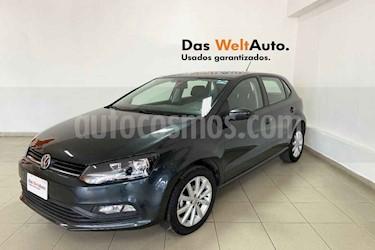 Volkswagen Polo 5p Design & Sound L4/1.6 Man usado (2019) color Gris precio $218,345