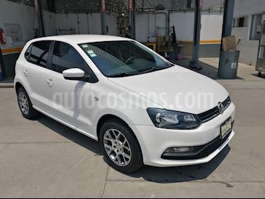 Volkswagen Polo 1.6L Comfortline 5P usado (2015) color Blanco precio $145,000