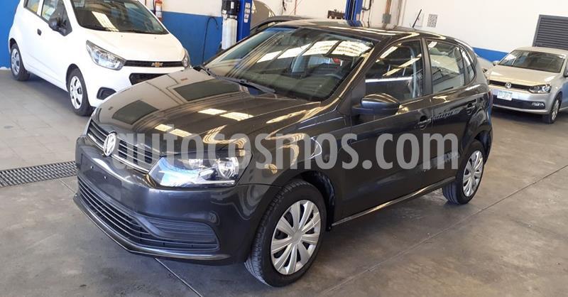 Volkswagen Polo 1.6L Base 4P usado (2019) color Gris precio $164,900