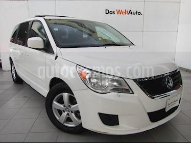Foto venta Auto usado Volkswagen Routan Exclusive Entertainment (2009) color Blanco precio $145,000