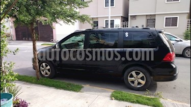 Foto venta Auto usado Volkswagen Routan Exclusive Entertainment (2009) color Negro precio $135,000