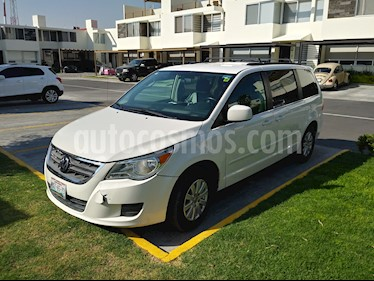 Volkswagen Routan Exclusive usado (2011) color Blanco precio $120,000