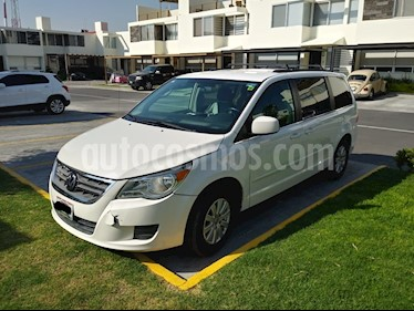 Volkswagen Routan Exclusive usado (2011) color Blanco precio $170,000