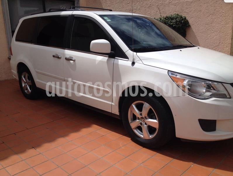 Volkswagen Routan Prestige (283Cv) usado (2011) color Blanco precio $145,000
