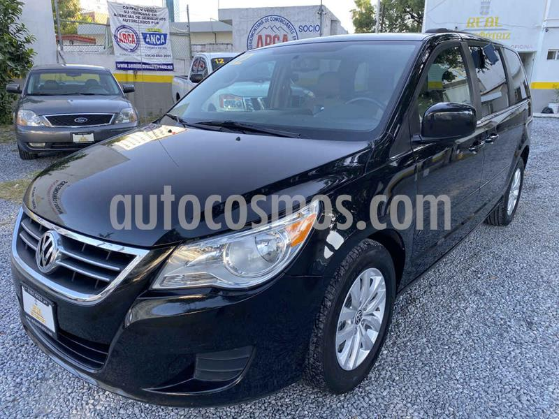 Volkswagen Routan Exclusive Entertainment usado (2012) color Negro precio $164,000