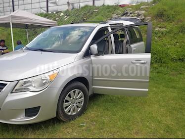 Volkswagen Routan Prestige JoyBox usado (2009) color Plata Mercurio precio $130,000