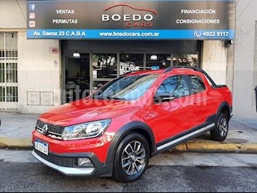 Foto Volkswagen Saveiro - usado (2017) color Rojo precio $689.900