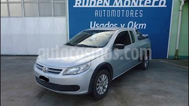 Foto venta Auto usado Volkswagen Saveiro - (2012) color Gris precio $269.000