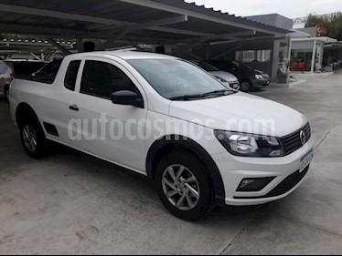 Foto venta Auto usado Volkswagen Saveiro 1.6 Cabina Doble Highline (2019) color Blanco precio $604.750