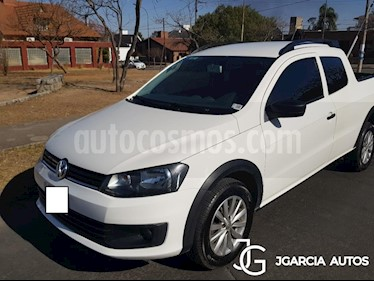 Foto Volkswagen Saveiro 1.6 Cabina Doble Power usado (2016) color Blanco precio $595.000