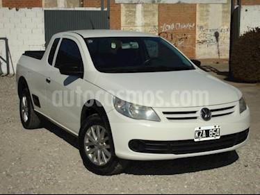 Foto venta Auto usado Volkswagen Saveiro 1.6 Cabina Extendida Pack Electrico (2012) color Blanco precio $199.000