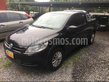 Foto venta Auto usado Volkswagen Saveiro 1.6 Cabina Extendida Pack Electrico (2013) color Negro precio $150.000