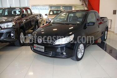 Foto venta Auto Usado Volkswagen Saveiro 1.6 Cabina Extendida Pack Electrico (2011) color Negro precio $200.000