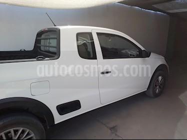 Volkswagen Saveiro 1.6 Cabina Extendida Pack High usado (2018) color Blanco Cristal precio $580.000