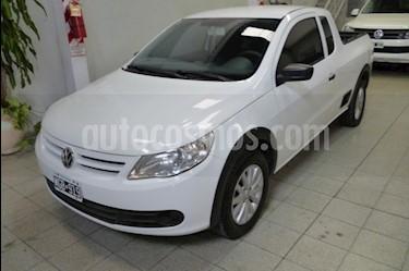 Foto venta Auto usado Volkswagen Saveiro 1.6 Cabina Extendida Safety (2013) color Blanco precio $340.000
