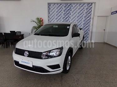 Foto venta Auto Usado Volkswagen Saveiro 1.6 Cabina Extendida Safety (2017) color Blanco Cristal