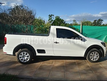 Foto venta Auto usado Volkswagen Saveiro 1.6 Cabina Simple + Safety (2016) color Blanco Cristal precio $360.000