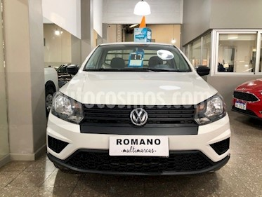 foto Volkswagen Saveiro 1.6 Cabina Simple + Safety usado (2017) color Blanco Cristal precio $535.000