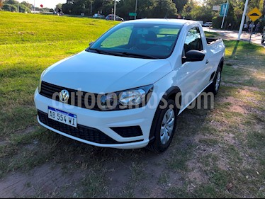 Foto Volkswagen Saveiro 1.6 Cabina Simple + Safety usado (2017) color Blanco Cristal precio $450.000