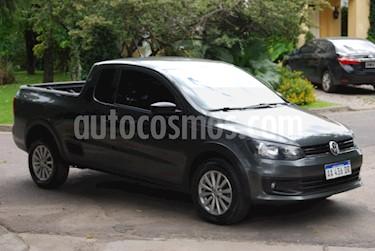Foto venta Auto usado Volkswagen Saveiro 1.6 Cabina Simple Power (2016) color Gris Urano precio $360.000
