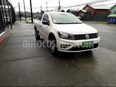 Volkswagen Saveiro 1.6 Cabina Simple Power usado (2018) color Blanco precio $6.990.000
