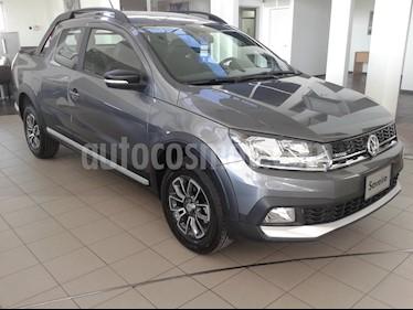 Foto venta Auto usado Volkswagen Saveiro 1.6 Cross (2018) color Gris precio $595.000