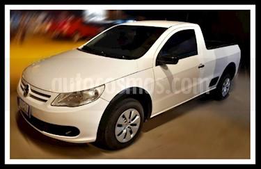 Foto venta Auto usado Volkswagen Saveiro 1.6 Limited (2010) color Blanco precio $240.000