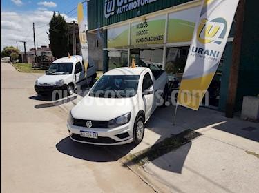 Foto venta Auto usado Volkswagen Saveiro 1.6 Mi Ac (2017) color Blanco precio $430.000
