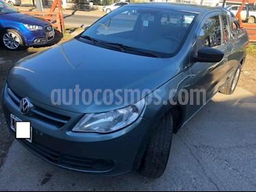 Foto venta Auto usado Volkswagen Saveiro 1.6 Mi Ac (2012) color Gris Oscuro precio $290.000