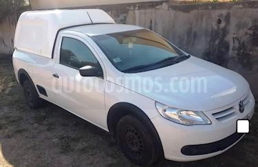 Foto Volkswagen Saveiro 1.6 Mi Ac usado (2010) color Blanco precio $350.000