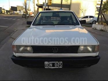 Foto venta Auto usado Volkswagen Saveiro 1.6 Mi (1998) color Blanco precio $110.000