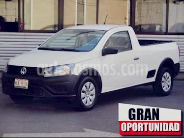 Foto venta Auto usado Volkswagen Saveiro 2p Starline L4/1.6 Man A/A (2018) color Blanco precio $200,000