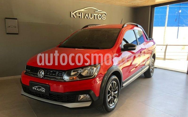 foto Volkswagen Saveiro 1.6 Cross usado (2018) color Rojo precio u$s10.068