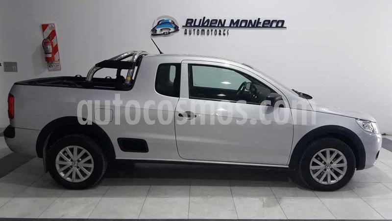 Volkswagen Saveiro C/Extendida 1.6 N Safety (101cv) (l13) usado (2012) color Gris precio $900.000