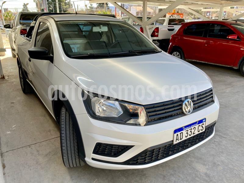 Volkswagen Saveiro 1.6 Mi Ac usado (2018) color Blanco precio $980.000