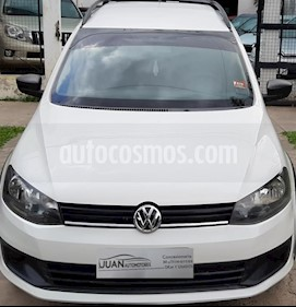 foto Volkswagen Saveiro 1.6 Cabina Doble Power usado (2015) color Blanco precio $510.000