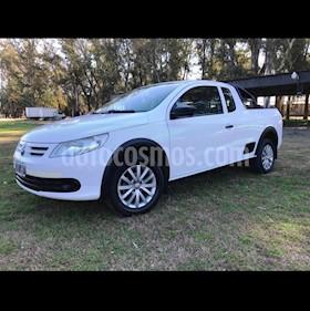 Volkswagen Saveiro 1.6 Cabina Extendida Pack Electrico usado (2011) color Blanco precio $390.000