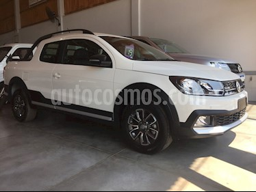 Volkswagen Saveiro C/DOBLE CROSS HIGH usado (2019) color Blanco precio $1.250.000