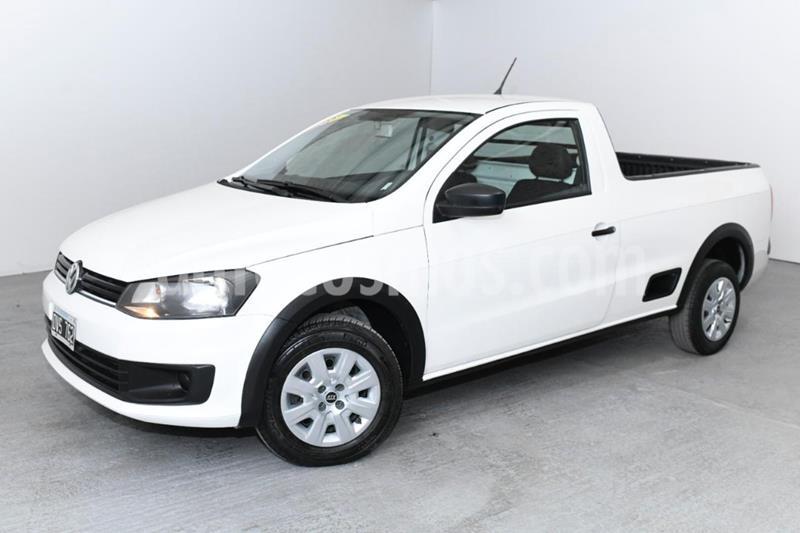 Volkswagen Saveiro 1.6 Mi Ac usado (2015) color Blanco precio $720.000