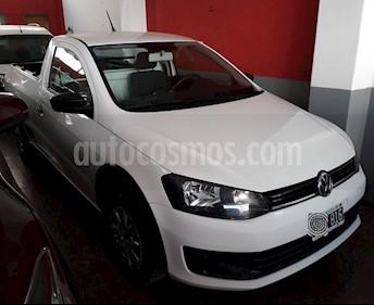 Volkswagen Saveiro 1.6 Mi Ac usado (2015) color Blanco precio $680.000