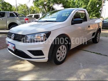 Volkswagen Saveiro 1.6 Mi Ac usado (2016) color Blanco precio $1.111.111